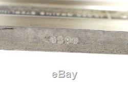 10,000 Grains 657 Grams Sterling Silver Ingot By Franklin Mint