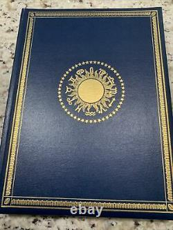 1970 Franklin Mint Sterling Silver Treasury of Zodiac, 12 Medals, 316 g, 9.4 asw