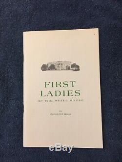First Ladies The White House Franklin Mint 41 Sterling Silver Medals 42 ozt 1972