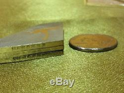 Franklin Mint Lot Of 25 Sterling Silver Airlines Of The World Silver Bars