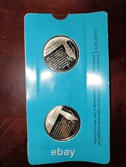 Franklin Mint Man's History of Law 60 Piece Sterling Silver Commemorative Set