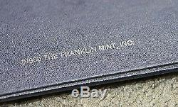 Franklin Mint STATES OF THE UNION SERIES -50 Sterling Silver Proof Set