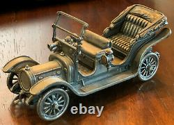 Franklin Mint Sterling Silver Miniature Car Collection