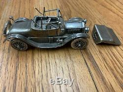 Franklin Mint Sterling Silver Vintage Classic Automobile Collection