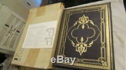 Franklin Mint The Genius of Michelangelo 60 Sterling Silver Medal Coin Album NOS