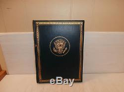 Franklin Mint Treasury Of Presidential 35 Commemorative Sterling Silver Medals