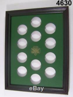 Official Girl Scout 12medals Sterling Silver Norman Rockwell Franklin Mint #4630