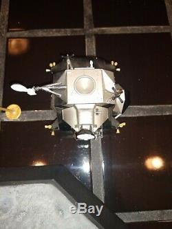 RARE Franklin Mint NASA Apollo XI 11 Lunar Module 24k gold & Sterling silver