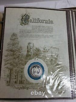 The Historic Silverseals of the States of the Union